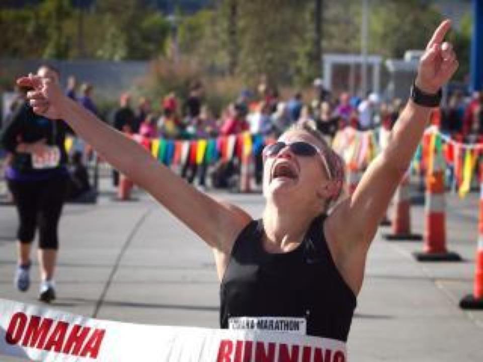 cindra omaha marathon